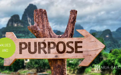 Your values are how you bring your purpose to life.